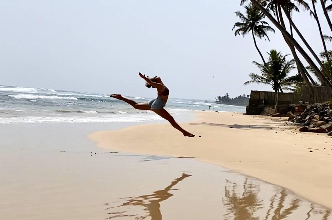 Dancer Sprung
